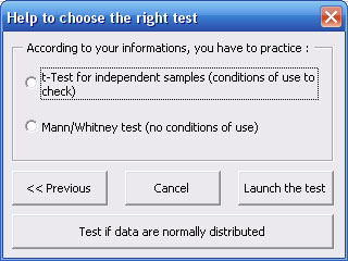 how to choose the right statistical test pdf